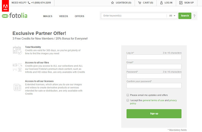 exclusive-partner-offer-of-fotolia
